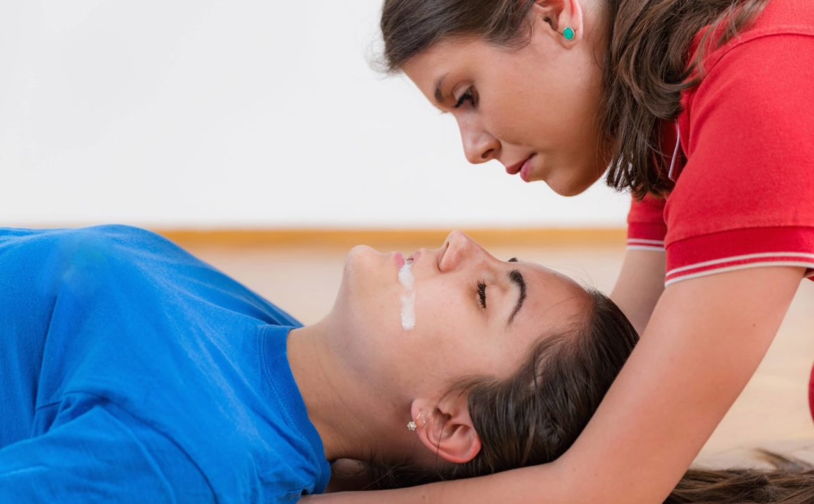 First Aid Training - Food Poisoning